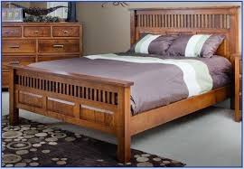 Mission Style Picture Frame Mission Style Bed With Wood Frame Oak ...