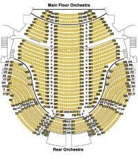 Hult Center Eugene Oregon Seating Chart Seating Charts Hult Center For The Performing Arts