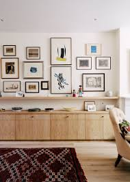 modern art for office. This Gallery Wall Combines Modern Art With Old Photographs And Maps To Create A Contemporary Display That Shows Off The Home Owner\u0027s Many Interests. For Office