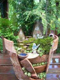 Small Picture Fairy Garden Design Garden ideas and garden design