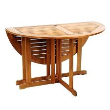 round folding dining table wooden card plans