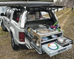 Truck Bed Camping Accessories | Stuff to Buy | Vw amarok ...