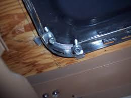 ELKAY MFG  OEM  64090014 KITCHEN SINK MOUNTING U CHANNEL CLIPS Kitchen Sink Mounting Clips