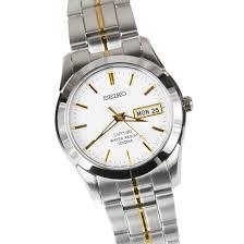 seiko sapphire crystal dress watch sgg719p1 sgg719 seiko sapphire crystal two tone mens dress watch