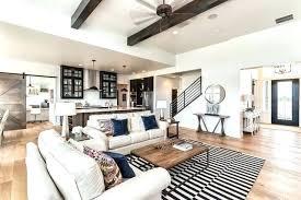 rustic farm style living room farmhouse style