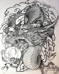 эскизы драконов значение татуировки с драконом драконы тату