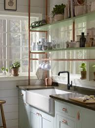 Cottage Kitchen Copper Cottage Kitchen Kohler