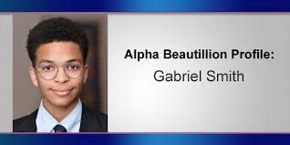 Alpha Beautillion Profile: Gabriel Smith - Bernews