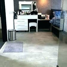 vinyl plank flooring on concrete slab designs floor prep look