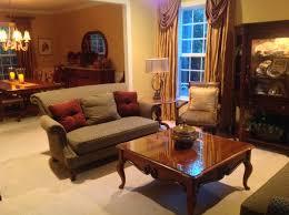 Living And Dining Room Living And Dining Rooms Paint Benjamin Moore Chestertown Buff