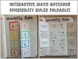 ideas about Divisibility Rules on Pinterest   Math  Long