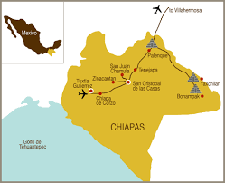 tourism in chiapas