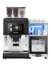 kalea fresh milk coffee machine