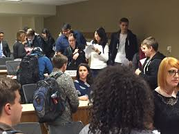 News About DePaul University College of Law Following an exciting 1L Service Day to kick off the year the Fall Service Fair hosted by DePaul s Pro Bono Community Service Initiative PBCSI drew a.