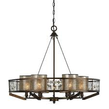 french wood iron chandelier cal lighting fx 3557 6 reclaimed wood iron chandelier wood iron chandelier