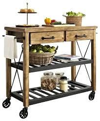 kitchen island cart industrial. Industrial Kitchen Island Cart Roots Rack Islands And Carts .