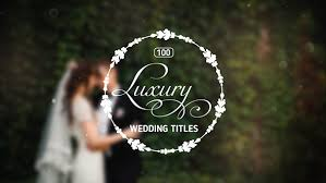 Wedding Title 100 Luxury Wedding Titles