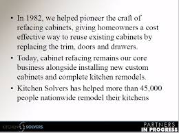kitchen solvers franchise reviewdream franchises information