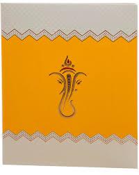 indian wedding card in yellow with embossed ganesha wedding Wedding Invitation Ganesh Pictures indian wedding card in yellow with embossed ganesha Ganesh Invitation Blank