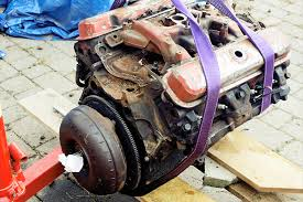 Removing Torque Converter And Flywheel. | Firebird67