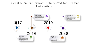 Power Point Time Line Template Timeline Template Ppt