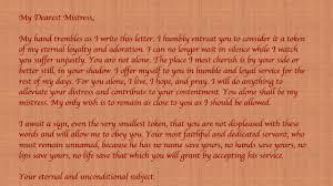 Romantic Letter Romantic Letters Rereading Jane Eyre 1
