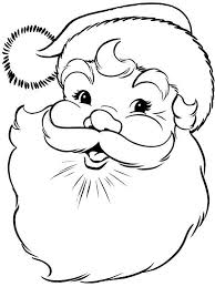 Free Printable Christmas Coloring Pages For Preschool Fun For