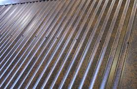 1 2 corrugated natural rust