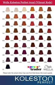 List Of Koleston Perfect Me Colour Chart Image Results Pikosy