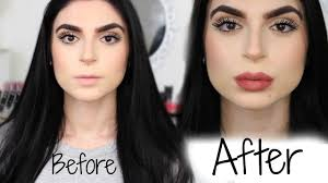 how to make your lips look bigger fuller plumper in 5 minutes you