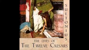 Twelve Caesars The Lives Of The Twelve Caesars Full Audiobook Youtube