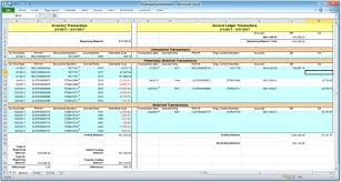excel reconciliation template general ledger reconciliation template excel