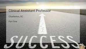 Clinical Assistant Jobs Clinical Assistant Professor Medical University Of South Carolina