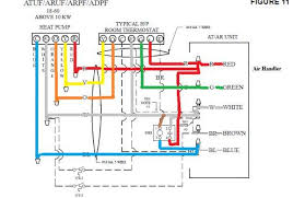 heat cool thermostat wiring diagram wiring diagram outside and wood stove for heat pump thermostat wiring diagram
