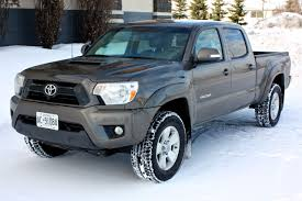 2013 Toyota Tacoma 4×4 DoubleCab V6 Review | Sun Toyota On Whyte Blog