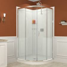 get ations dreamline prime 34 3 8 by 34 3 8 frameless sliding shower