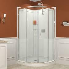 get ations dreamline prime 34 3 8 by 34 3 8 frameless sliding shower