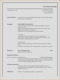 Electrical Engineer Resume Format Free Download Resume