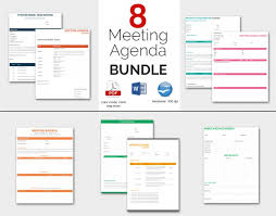 agenda template for word meeting agenda template 46 free word pdf documents download