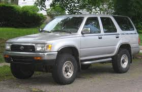 Toyota 4Runner | Tractor & Construction Plant Wiki | FANDOM ...