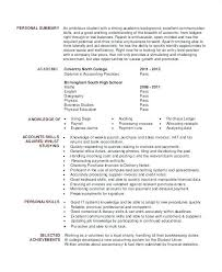 Accounting Resume Objective Noxdefense Com