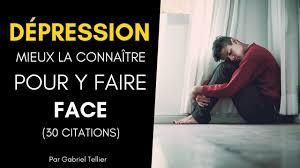 30 Phrases Réelles Sur La Dépression