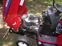 old sears riding lawn mowers. kohler engine side view old sears riding lawn mowers