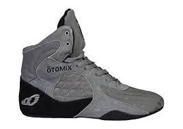 Baskets Stingray Otomix Noir Gris Gris 26