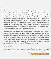 techniques of persuasive essay writing 5