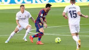 barcelona cayó 3 1 contra el real