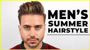 men s summer hairstyle 2018 best men s haircut highlights alex costa
