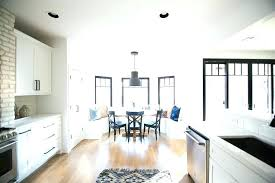 kitchen and dining room chairs banquette tables how to design a beautiful kitchen banquette modern farmhouse