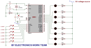 microcontroller circuit diagram the wiring diagram 8051 8052 circuit page 2 microcontroller circuits next gr circuit diagram