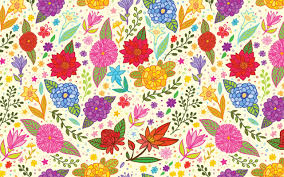 Flower Pattern Wallpaper New Vector Flower Pattern Wallpaper Download Hd Vector Flower Pattern